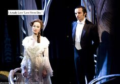 Phantom of the Opera Confessions. I'll admit the storyline is wacko. But the music still blows me away.