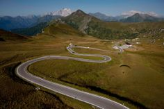Passo Giau in Italy