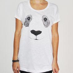Camiseta PANDA EYES