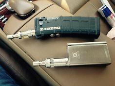 Roadtrip with my Babies - Magmod Lightmod - Smok X-Cube II - Vapor Giant
