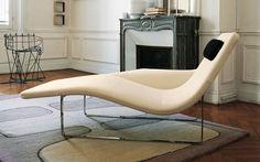 | Cómo decorar salones con chaise longue