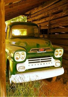 1959 Chevy Farm Truck
