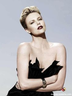 Photos of Charlize Theron, one of the hottest girls in movies and TV. Currently ranking number one on the world's most beautiful women, Charlize Theron is also stunning in a bikini. Charlize's first major role was in the movie 2 Days in the Valley. She has since been in such movies as The Devi...
