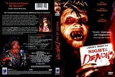 Horrorworld - Horror és B-filmek: Night Of The Demons - Démonok éjszakája (1988)