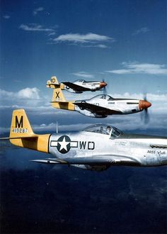 P51 Mustang, my Uncle flew one in WWII.  He got me intereested in flying.  I've spent 40 years in the aviation industry because of it, and loved it.   I finally got to fly one of these in 1978.