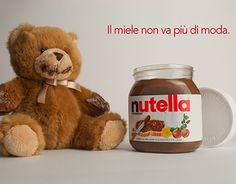 "Check out new work on my @Behance portfolio: ""Il miele non va più di moda. Nutella."" http://be.net/gallery/31707299/Il-miele-non-va-piu-di-moda-Nutella"