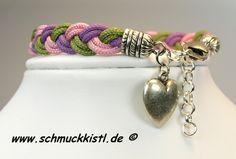 Oktoberfest Armband Herz von www.Schmuckkistl.de auf DaWanda