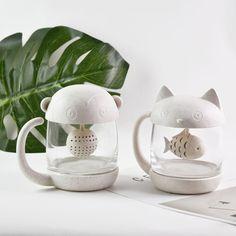 Look to the Animal Tea Mug With Infuser to serve up full flavored tea every time. Shop for cool gadgets and creative tea mugs at the Apollo Box. Garden Hammock, Hammock Chair, Apollo Box, Wheat Straw, Green Mugs, Tea Infuser, Tea Strainer, Cat Mug, Loose Leaf Tea