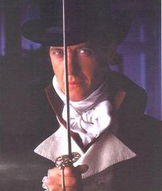 Richard E. Grant as The Scarlet Pimpernel