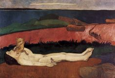Eugène Henri Paul Gauguin ( June 1848 – 8 May 1903) was a leading French Post-...