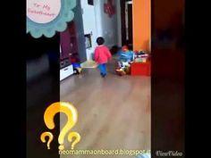 NeoMamma On Board: #PistoHomeVideo - Il pannolino ingombrante