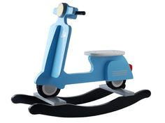 Is is wrong that I want this rocking scooter for myself?