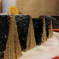 Prăjitura Munții Carpați