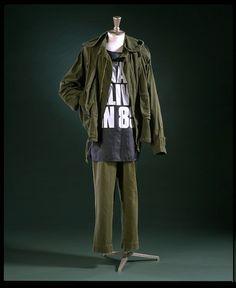 Jacket and trousers  Katherine Hamnett