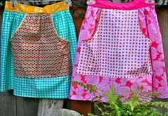love these aprons.
