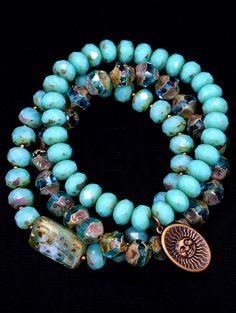 Turquoise - Love2BeadbyCindyandAlan