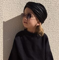 Turbante black
