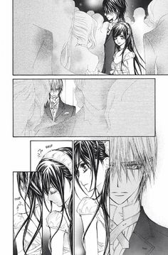 Scan Vampire Knight Tome 12 VF page 9