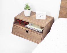 Uberlegen Couchtisch, Schwimmende Holz, Skandinavischen Mitte Des Jahrhunderts  Modernen Retro Stil Mit 1 Schublade