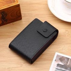 Men Plain Pure Color Multi-slot Card Holder Wallet sales at a wholesale price. Come to Newchic to buy a wallet, more cheap wallets for man are provided online. Mobiles, Leather Purses, Leather Wallet, Coin Bag, Id Holder, Crossbody Bag, Brown Style, Wallets, Blue Brown