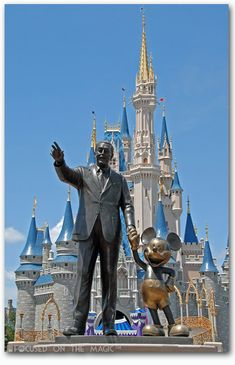 Focused on the Magic article ~ Three Hours Alone in Disney World rocking your Disney Side!
