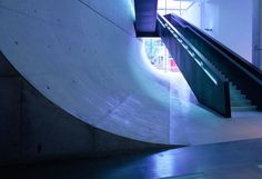 #Architecture in #USA - #Museum by Zaha Hadid Architects