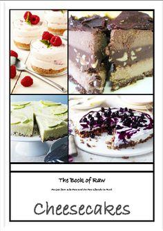 Raw Recipes with Raw Dessert Recipes and Raw Chocolate Recipes: Raw Chocolate Cupcakes Recipe - Easy Raw Recipes