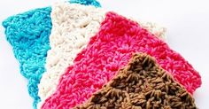 Crochet Headband Materials: 1 ball Lily Cotton Yarn, Size G Hook Pattern First Row: Chain 20, Double Crochet, Chain 2, ...