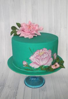 Birthday cake - Cake by Daria
