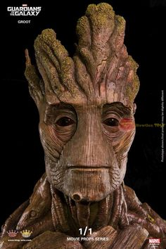 "Movie Props Series MPS015 ""Guardians of the Galaxy"" 1/1th Scale Groot"