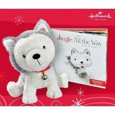 Hallmark Christmas Jingle the Husky Pup Interactive Storybook with both book 1 and book 2 by Hallmark. $61.47. Two books are included: Book 1 - Jingle all the way Book 2 - A Snow Day for Jingle.