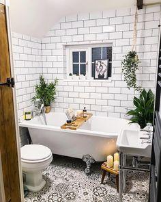scandinavian bathroom Bathroom Inspiration // Golden Fox Cottage The Perfect Scandinavian Style Home Boho Bathroom, Bathroom Inspo, Bathroom Renos, White Bathroom, Bathroom Flooring, Modern Bathroom, Master Bathroom, Bathroom Ideas, Bathroom Organization