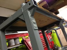 Ultimate 2-car Garage Workbench Build - Pirate4x4.Com : 4x4 and Off-Road Forum