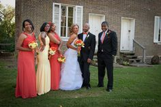 Two Rivers Mansion wedding