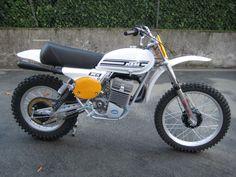 KTM MC 400 1976