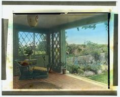 """[""""Gray Gardens,"""" Robert Carmer Hill house, Lily Pond Lane, East Hampton, New York. Grey Gardens House, Gray Gardens, Mystery Of History, History Mysteries, Site History, Enclosed Porches, Lily Pond, East Hampton, House On A Hill"""