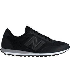quality design 004f4 104a5 New Balance U410 Black Sonic Trainers Deutschland, Neue Balance 410, New  Balance Frau,