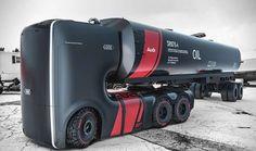 Plan B, el camión Audi del futuro                                                                                                                                                     Más