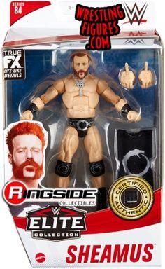 Figuras Wwe, John Morrison, Kratos God Of War, Wwe Toys, Bray Wyatt, Wwe Action Figures, Wwe Elite, Sheamus, Backyard For Kids