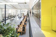 MVRDV House - Wonen Voor Mannen - WVM - MVRDV, architectenbureau, Rotterdam, Industriegebouw, nieuw kantoor, Family Room