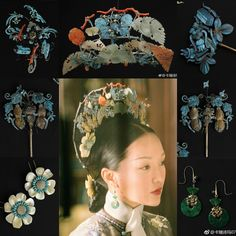 Korean Traditional, Traditional Dresses, Ethnic Fashion, Fashion Art, Arabian Nights Costume, Korean Accessories, Head Accessories, Afro, Dress Hairstyles