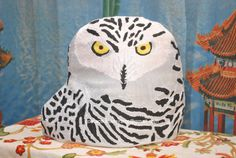 Free Shipping/Owl Tea Cozy/Owl Teapot Cosy/Owl Coffee by Pamposh, £21.00