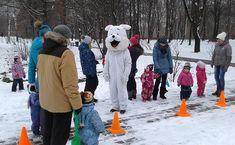 6 января 2018 г. в Народном парке по адресу: Юрловский пр-д прошел спортивный праздник «Рождественские забавы», организованный ГБУ ЦДиС «Юность» для маленьких жителей Отрадного.