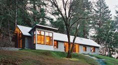 Siegel & Strain Architects - Wine Creek Road Residence