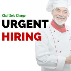 Chef Solo Charge - Remuera-URGENT START Chef Solo Charge for retirement home, mature, compassionate and caring able to start immediately.  Click here for more info: http://myjobspace.co.nz/job/303278
