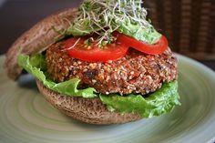 Happy Garden Burger looks yummy - it is definitely on my to make list! www.WowFoodTips.com