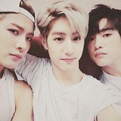Jackson, Mark and Jr