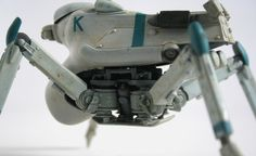 Series 02 HAFS Gradiator Snow toy from the Maschinen Krieger Collection by Neil…