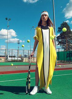 运动装|2018春夏女士关键单品-关键单品