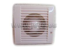 Motor extractor (aspirador) para la ventilación de aseos y baños electro dh ref.: 71.500 - Para instalación en techo o pared.